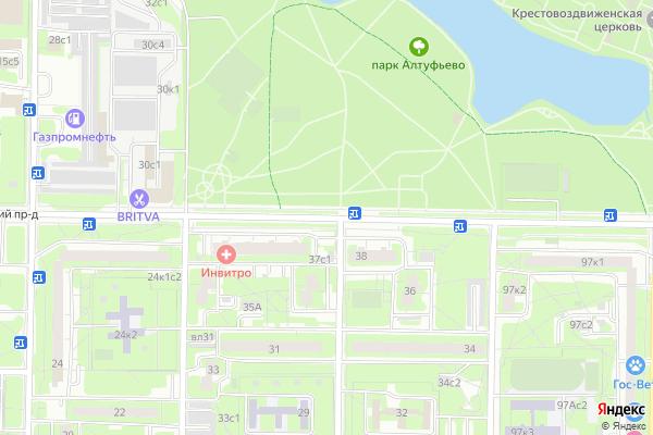 Ремонт телевизоров Вологодский проезд на яндекс карте