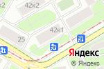 Схема проезда до компании Пивнушка в Москве