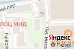 Схема проезда до компании Bonne Maison в Москве