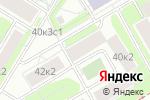 Схема проезда до компании Жилищник района Академический, ГБУ в Москве