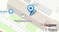 Компания Lass на карте