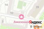Схема проезда до компании Теплотехстройпроект в Москве