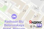 Схема проезда до компании Истории про любовь в Москве