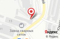 Схема проезда до компании РЦ Строй в Подольске
