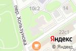 Схема проезда до компании СТРАХОВАЯ МЕДИЦИНСКАЯ КОМПАНИЯ РЕСО-МЕД в Москве