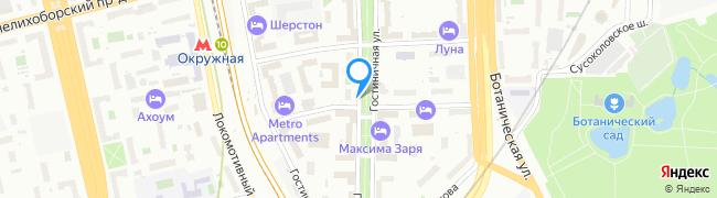 Гостиничная улица