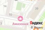 Схема проезда до компании Aktavest Hall в Москве