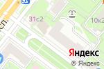 Схема проезда до компании Круглые сутки в Москве