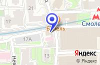 Схема проезда до компании МАГАЗИН КОМПЬЮТЕРНОЙ ТЕХНИКИ КОРСО-Ф в Москве