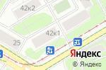 Схема проезда до компании Центр ветеринарной медицины в Москве