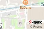 Схема проезда до компании Герои в Москве