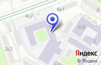 Схема проезда до компании СЕРВИСНЫЙ ЦЕНТР ТЕРИКС в Москве