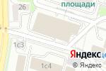 Схема проезда до компании 222 в Москве