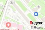 Схема проезда до компании Фонд Генриха Бёлля в Москве