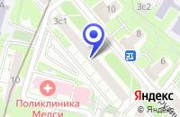 Схема проезда до компании ПАРФЮМЕРНЫЙ МАГАЗИН БОННА в Москве