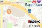 Схема проезда до компании Умлокер в Москве