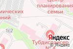 Схема проезда до компании Консультационно-диагностический центр в Москве