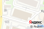 Схема проезда до компании Business Relations в Москве