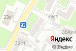 Схема проезда до компании Нотариус Шлеин Н.В. в Москве