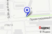 Схема проезда до компании АВТОСЕРВИСНОЕ ПРЕДПРИЯТИЕ КАСТЭЛИ в Москве