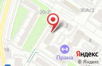 Схема проезда до компании Научно-Производственная Фирма «Бкр» в Москве