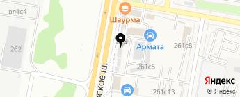 Blacktyres.ru на карте Москвы