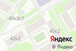 Схема проезда до компании Елтранс+ в Москве
