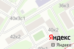Схема проезда до компании Реминжком в Москве