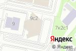 Схема проезда до компании WeClever в Москве