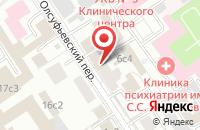 Схема проезда до компании Женский Диалог в Москве