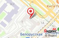 Схема проезда до компании Ммп Проспект в Москве