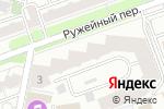 Схема проезда до компании Промсельхозбанк в Москве