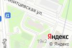 Схема проезда до компании Битца-старт в Москве