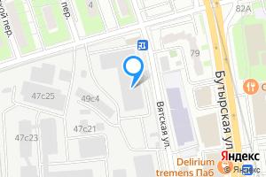 Однокомнатная квартира в Москве Вятская ул., 49с2