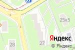 Схема проезда до компании Im-print.me в Москве