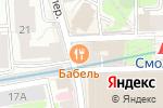 Схема проезда до компании КБ Кремлевский в Москве