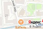 Схема проезда до компании Храм Святителя Николая на Щепах в Москве