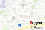 Схема проезда до компании Мир красоты в Москве