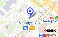 Схема проезда до компании АТП МЕЖДУНАРОДНЫЕ ПЕРЕВОЗКИ в Москве