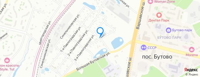 улица Павлоградская 4-я