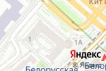 Схема проезда до компании Проспект в Москве