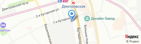 Приключения Никиты и его друзей на карте Москвы