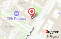 Схема проезда до компании Издательский Дом Куприянова в Москве