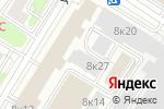 Схема проезда до компании МИ-АВТО в Москве