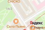 Схема проезда до компании SladkoRu в Москве