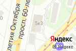 Схема проезда до компании Анджело в Москве