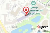 Схема проезда до компании Вегетарианская Кардиологическая Клиника в Москве