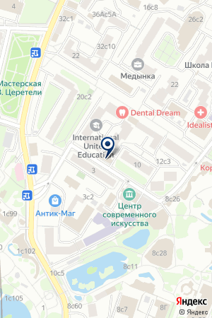 ИНФОРМАЦИОННОЕ АГЕНТСТВО ИНЭКО на карте Москвы