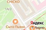 Схема проезда до компании Пункт технического осмотра транспорта в Москве