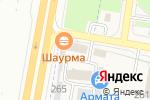 Схема проезда до компании Флора графика в Москве